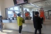 예천군, 학교 급식소‧친환경 학교급식지원센터 지도 점검 나서