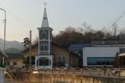 '영주 부석교회 구 본당' 국가등록문화재 등록