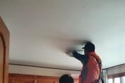 용성면 지역사회보장협의체, LED 전등 및 전등 무선리모컨 설치 사업 추진