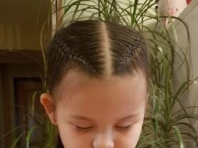기도하는 어린이 - 박 이자벨라(5세)