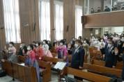 안동 도원교회, 장로·집사·권사 임직식 열려