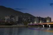 영천시, '영동교 야간경관 개선사업' 착공