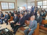 봉화 척곡교회, '교회창립 113주년 감사'