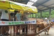 성주군 금수면 가나안 농장 '돌봄농장 시범운영'