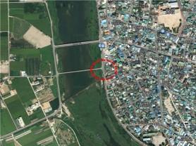 영덕군, (구)천전교 인근 강변도로 교통 전면 통제