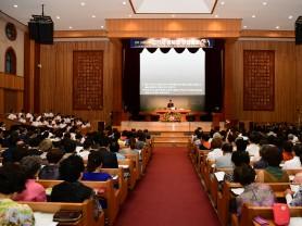 광복 제74주년 기념 김천시 광복절 연합예배