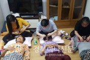 김천 - 김천더세움교회, 완도 '고마도' 섬 선교활동