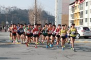 예천읍 일원에서 '제6회 도효자배 전국 중‧고 단축 마라톤대회' 개최