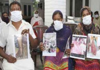 인도, 크리스천 간호사 피살, 목회자와 가족 공격 증가