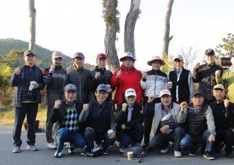 경북하나신문 초청, '제6회 친선 골프대회' 열려