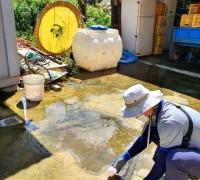 문경시 상수도사업소 水의사팀, 연 101만 톤 절감 달성
