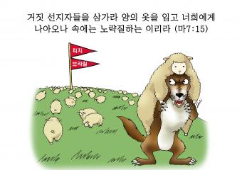 경북하나만평(8월)